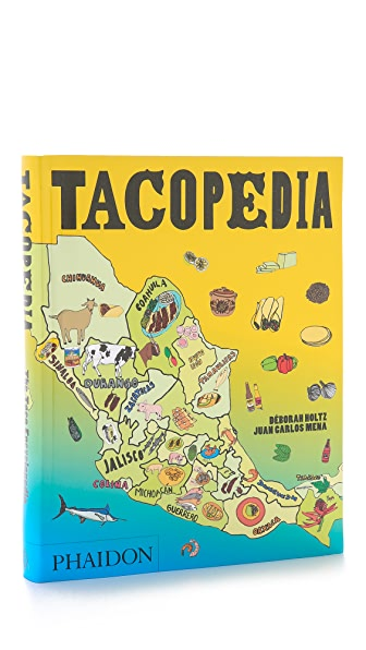 Tacopedia - over 100 Taco recipes!