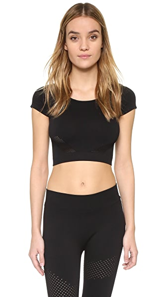 Phat Buddha Noho Work Out Top - Caviar