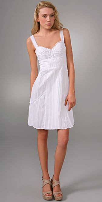 Philosophy di Lorenzo Serafini Ruched Dress