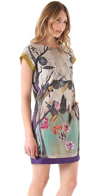 Philosophy di Lorenzo Serafini Print Shift Dress