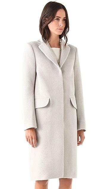 Philosophy di Lorenzo Serafini Felted Wool Coat