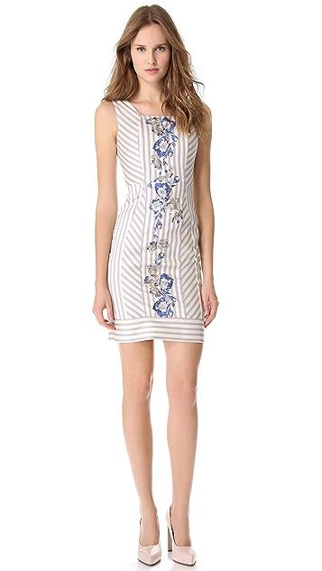 Philosophy di Lorenzo Serafini Sleeveless Striped Dress