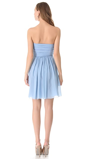 Philosophy di Lorenzo Serafini Sleeveless Georgette Dress