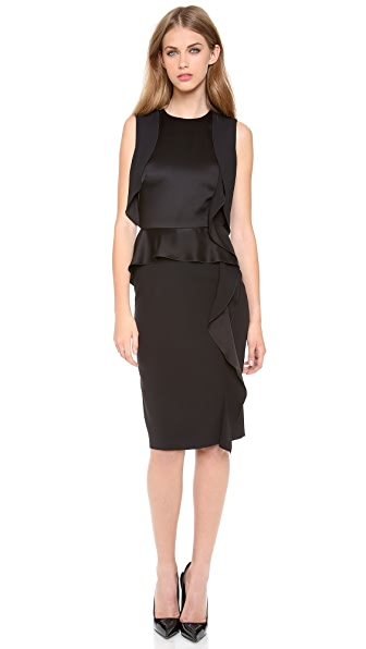 Philosophy di Lorenzo Serafini Sleeveless Satin Dress