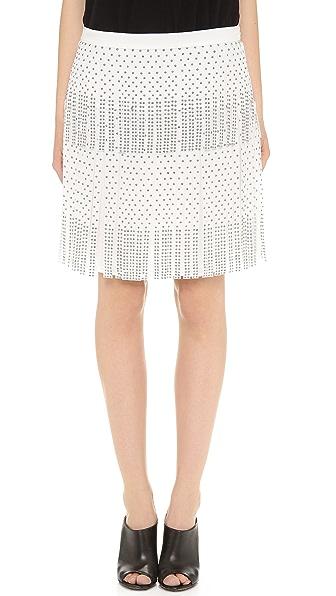 Philosophy di Lorenzo Serafini Pleated Skirt