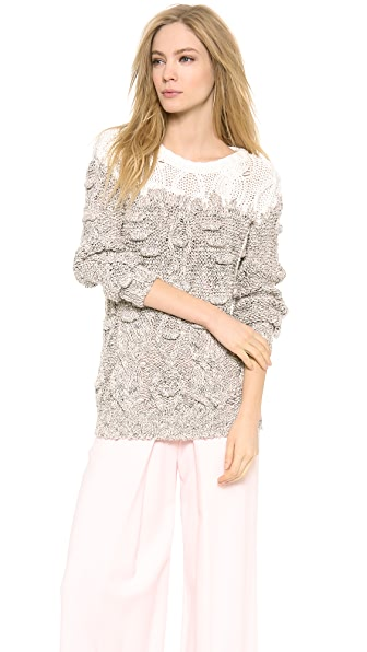 Philosophy di Lorenzo Serafini Long Sleeve Sweater