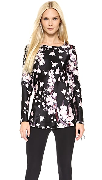 Philosophy di Lorenzo Serafini Long Sleeve Blouse