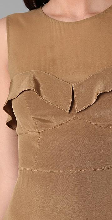 3.1 Phillip Lim Sleeveless Bustier Dress