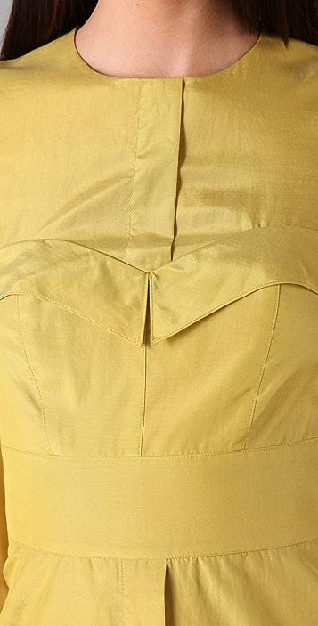 3.1 Phillip Lim Bustier Shirtdress