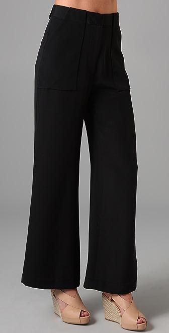 3.1 Phillip Lim Patch Pocket Pants
