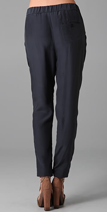 3.1 Phillip Lim Draped Pocket Tapered Trousers