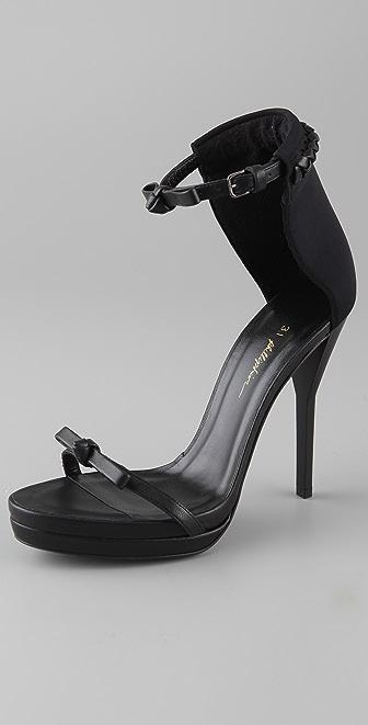 3.1 Phillip Lim Nina Platform Sandals
