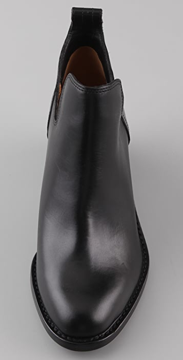 3.1 Phillip Lim Penny Up Front Booties