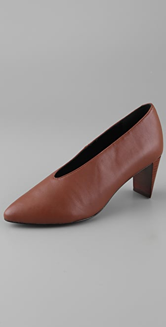 3.1 Phillip Lim Pasha High Cut Pumps