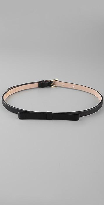 3.1 Phillip Lim Lynus Bow Belt