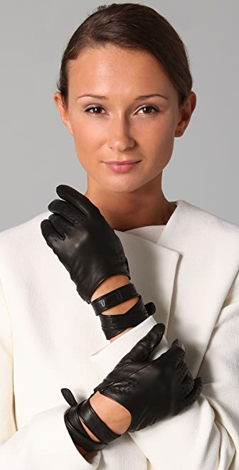 3.1 Phillip Lim Meggie Driving Gloves