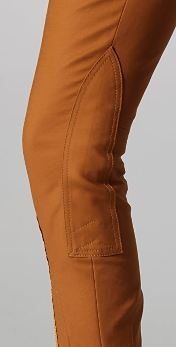 3.1 Phillip Lim Jodhpur Pants with Grosgrain Trim