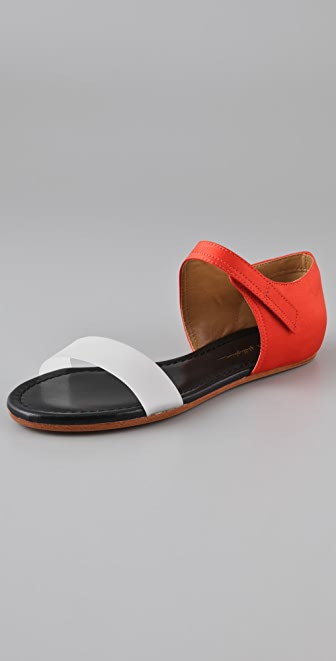 3.1 Phillip Lim Sidibe Flat Sandals