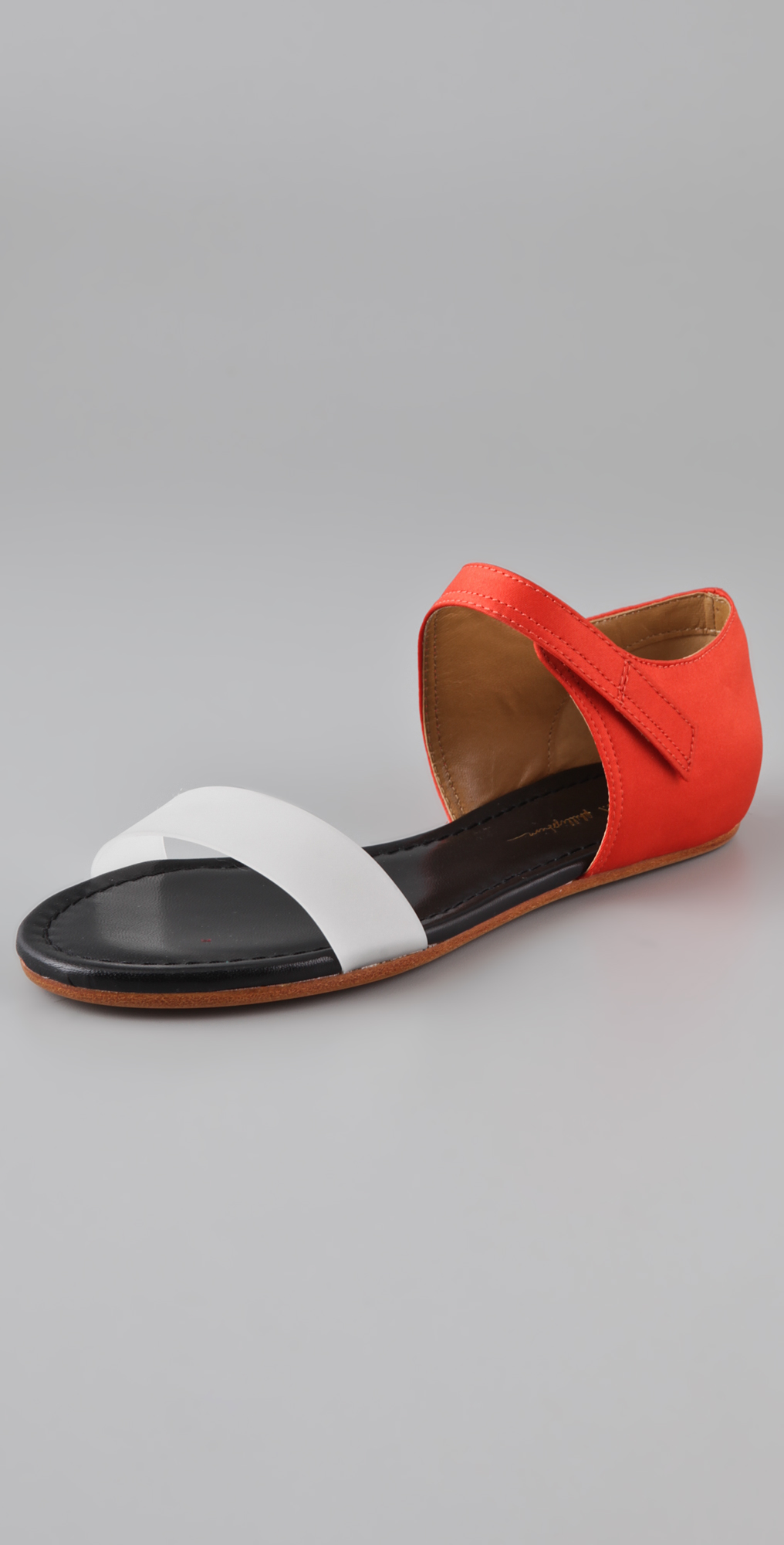 3.1 Phillip Lim Sidibe Flat Sandals