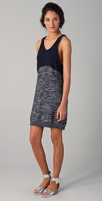3.1 Phillip Lim Marled Tank Dress