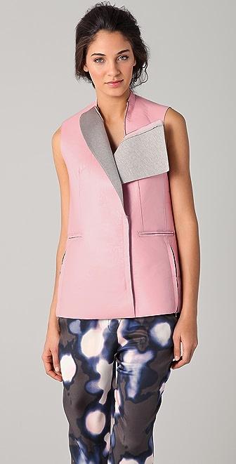 3.1 Phillip Lim Leather Vest