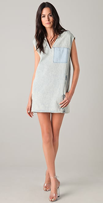 3.1 Phillip Lim Oversized Denim Dress
