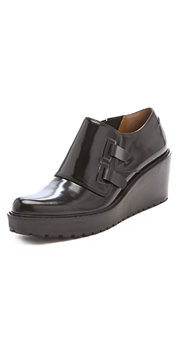 3.1 Phillip Lim Wallace Monk Strap Booties