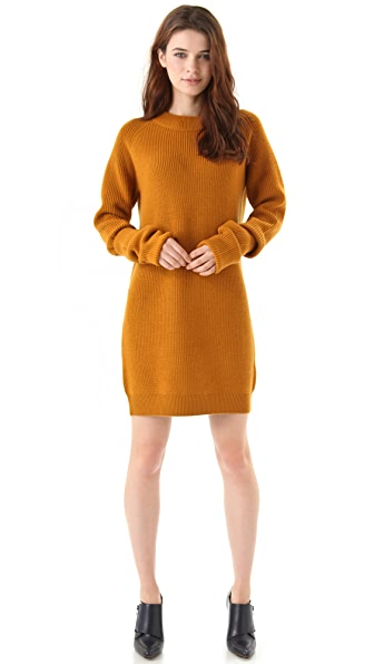 3.1 Phillip Lim Slouchy Sweater Dress