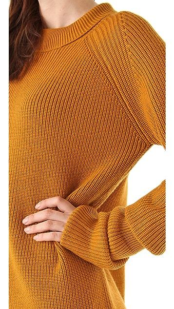 3.1 Phillip Lim Slouchy Sweater Dress