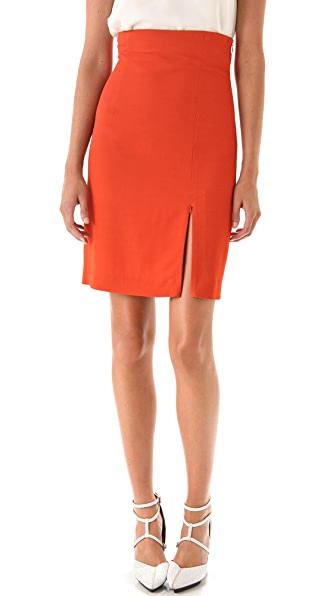 3.1 Phillip Lim High Waisted Corset Skirt