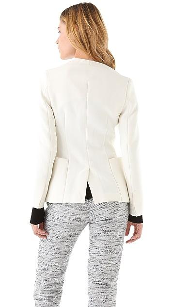 3.1 Phillip Lim Integrated Side Pocket Blazer