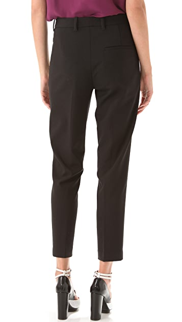 3.1 Phillip Lim Cropped Cadillac Trousers