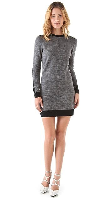3.1 Phillip Lim Tweed Stitch Dress