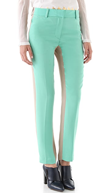 3.1 Phillip Lim Shadow Pencil Trousers