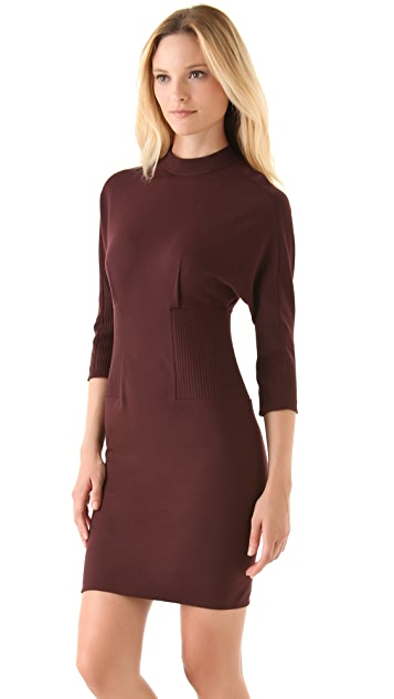 3.1 Phillip Lim Funnel Neck Dress