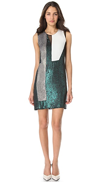3.1 Phillip Lim Sequin Collage Dress  SHOPBOP SAVE UP TO 25% Use ...