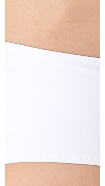 3.1 Phillip Lim Boy Short Bikini Bottoms