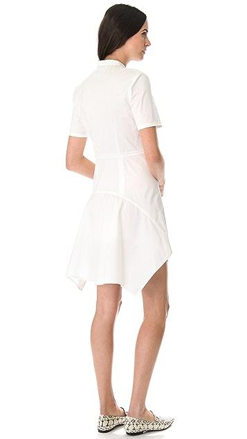 3.1 Phillip Lim Pintucked Flirt Dress