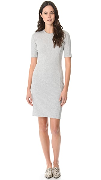 3.1 Phillip Lim Short Sleeve Contour Dress