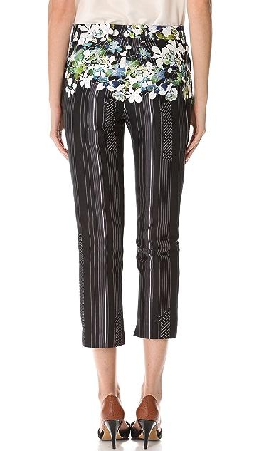 3.1 Phillip Lim Watercolor Pencil Trousers