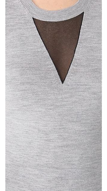 3.1 Phillip Lim Sleeveless Sweater Dress