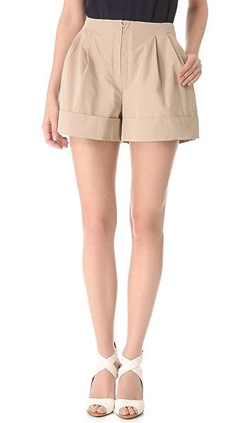 3.1 Phillip Lim Rolled Cuff Shorts