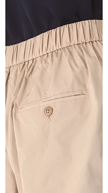 3.1 Phillip Lim Rolled Cuff Shorts