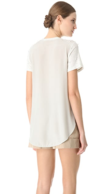 3.1 Phillip Lim Embellished T-Shirt