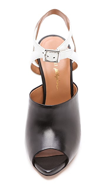 3.1 Phillip Lim Juliette Wedge Sandals