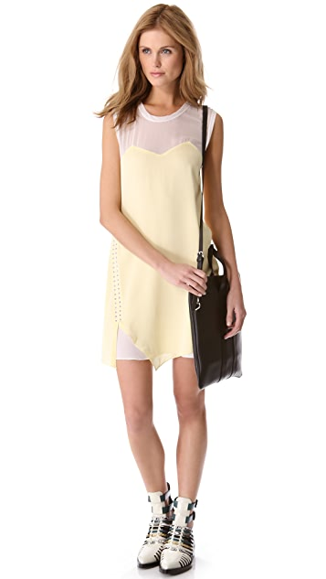 3.1 Phillip Lim Layered Tee Dress