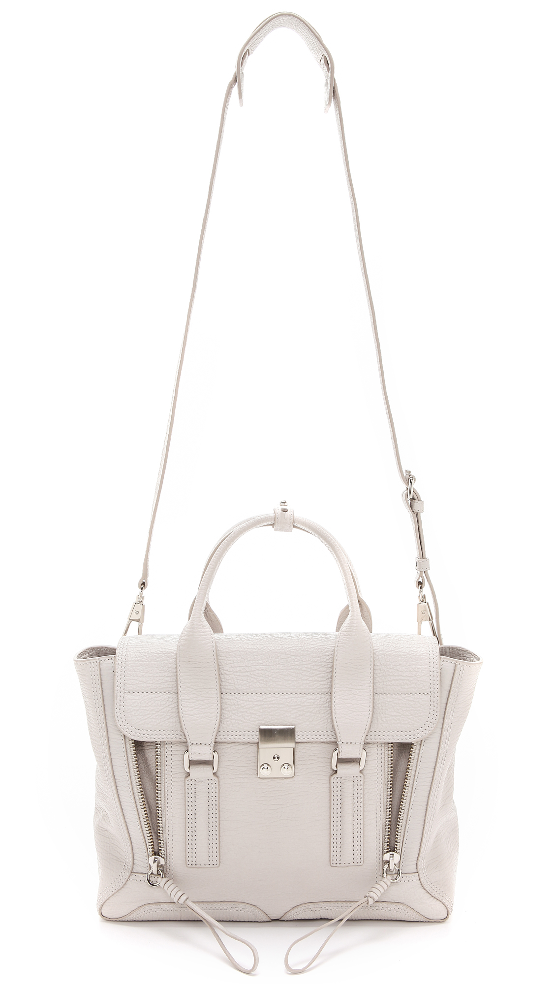 31 Phillip Lim Pashli Medium Satchel Shopbop Lc030 Longchample Pliage The City