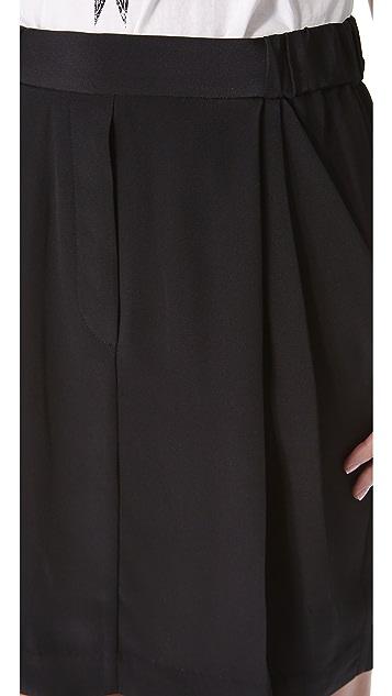 3.1 Phillip Lim Drape Pocket Skirt
