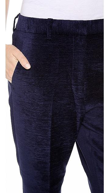 3.1 Phillip Lim Cuffed Dickey Pants