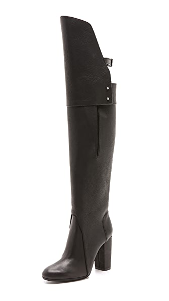 3.1 Phillip Lim Ora Closed Toe Boots